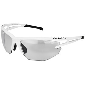 Alpina Eye-5 HR VL+ Glasses white matt-black/black